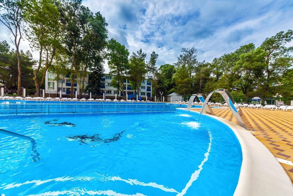 Дивноморское частный сектор с бассейном