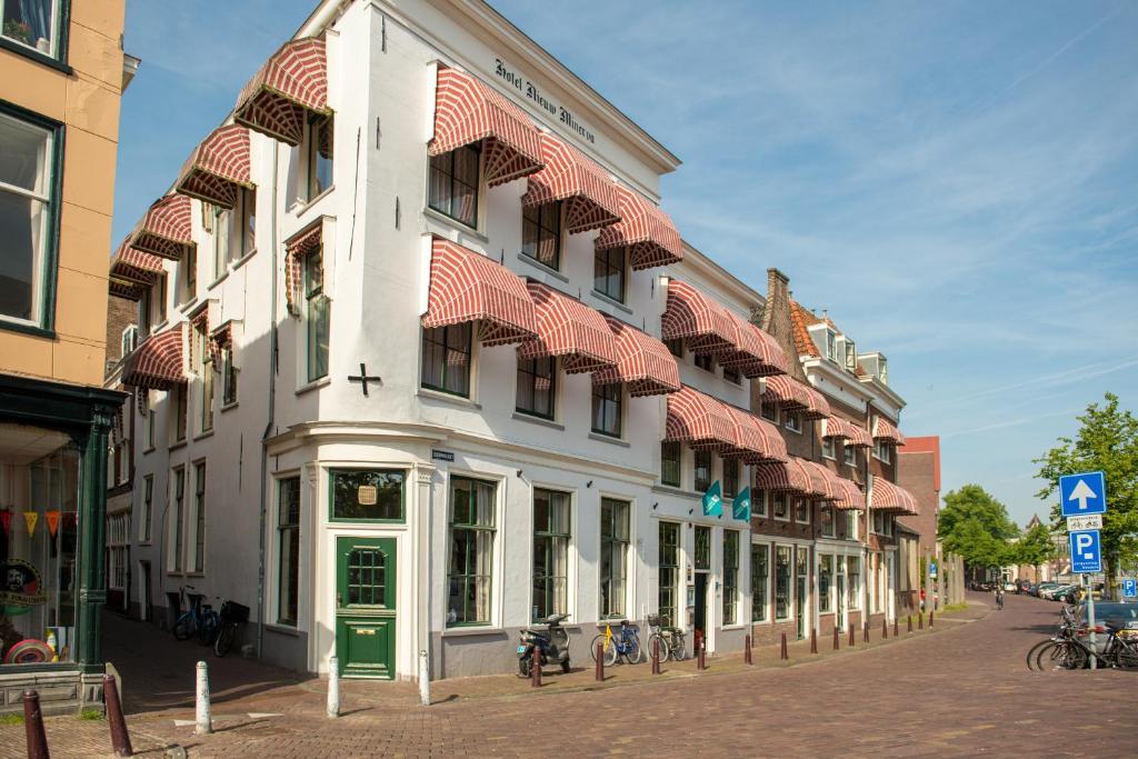 City Hotel Nieuw Minerva, Лейден, Нидерланды