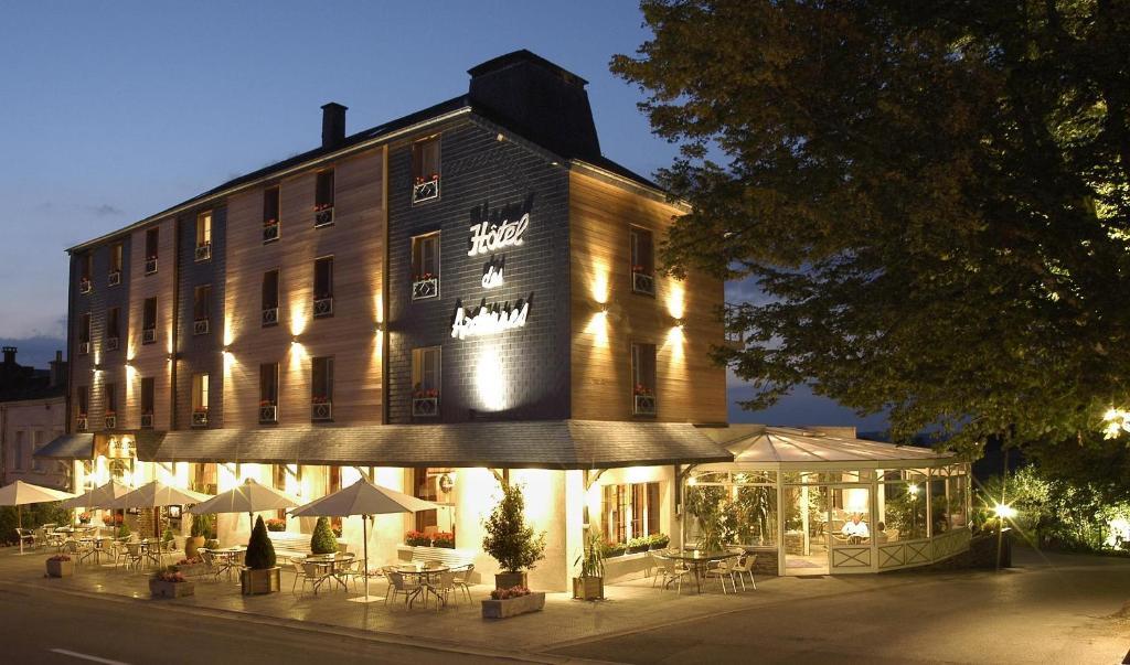Hotel des Ardennes, Сент-Юбер, Бельгия
