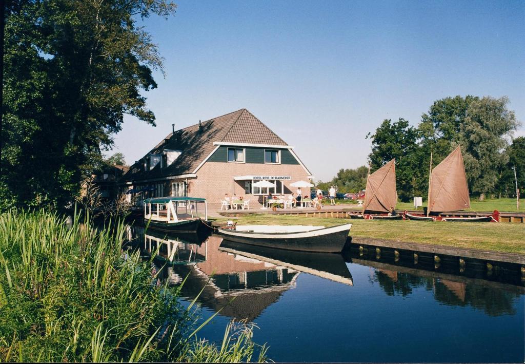 Hotel de Harmonie, Гронинген, Нидерланды