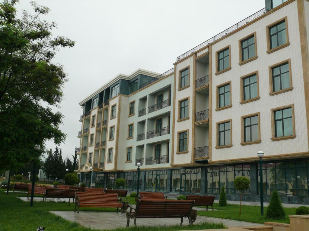 Отель Гюбек, Балакен, Азербайджан