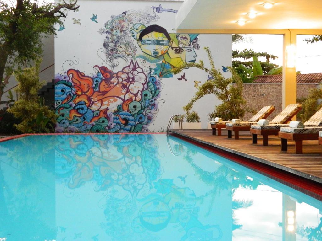 villa dos graffitis pousada(涂鸦别墅旅馆)