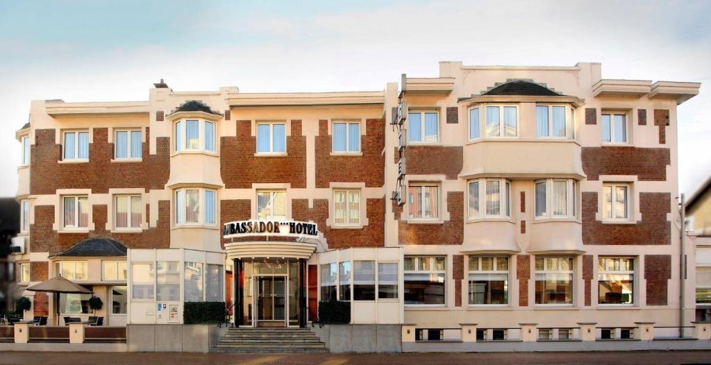 Ambassador Hotel, Де Панне, Бельгия