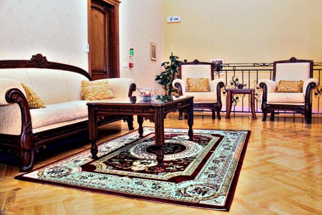 Отель Лебедь, Баку, Азербайджан