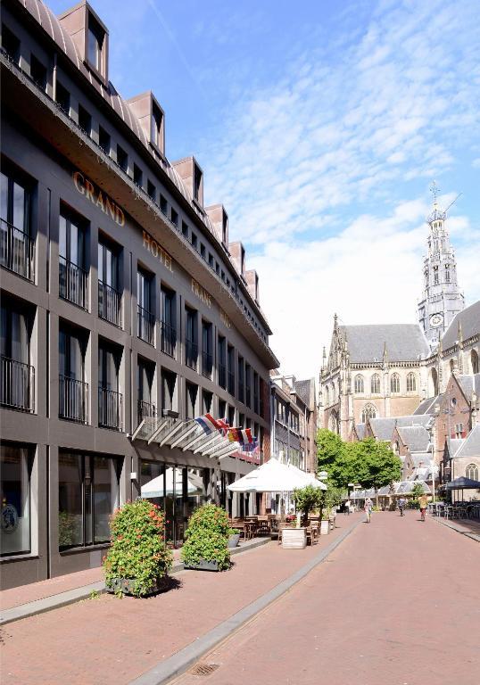 Amrâth Grand Hotel Frans Hals, Гарлем, Нидерланды