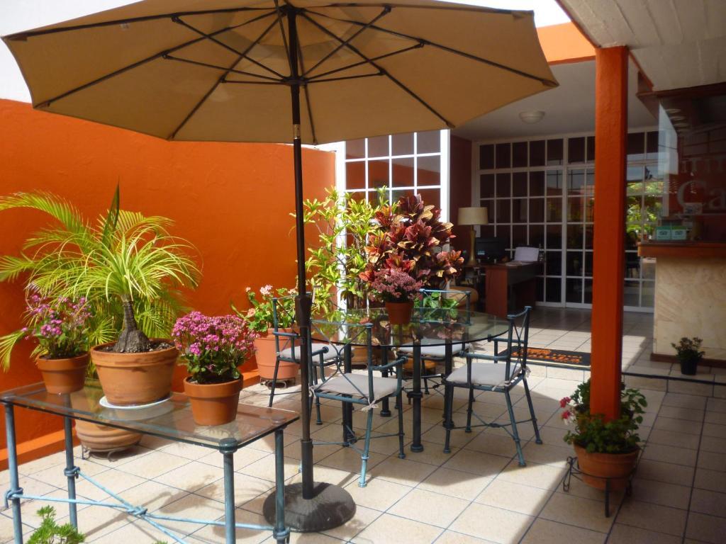 Отель Hotel Camba, Оахака-де-Хуарес