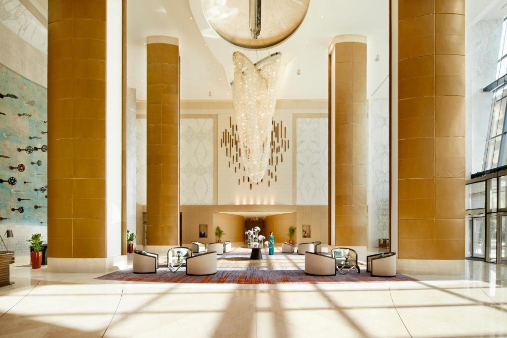 Отель Fairmont Baku