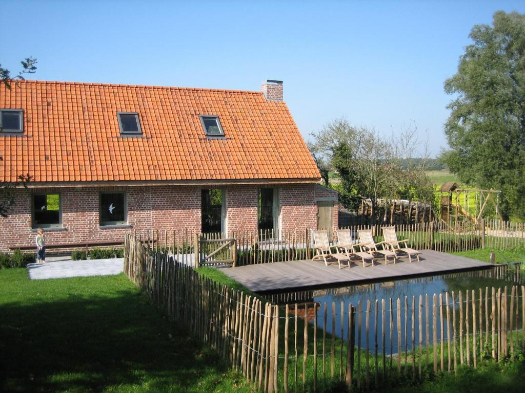 Grimminckhof, Поперинге, Бельгия
