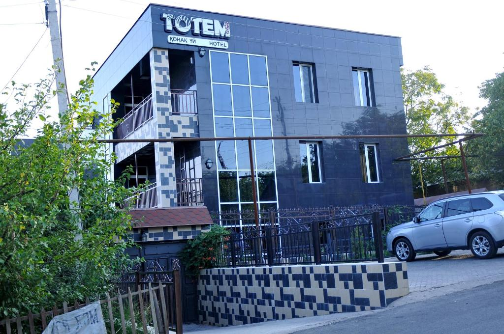 Отель Тотем, Шымкент, Казахстан
