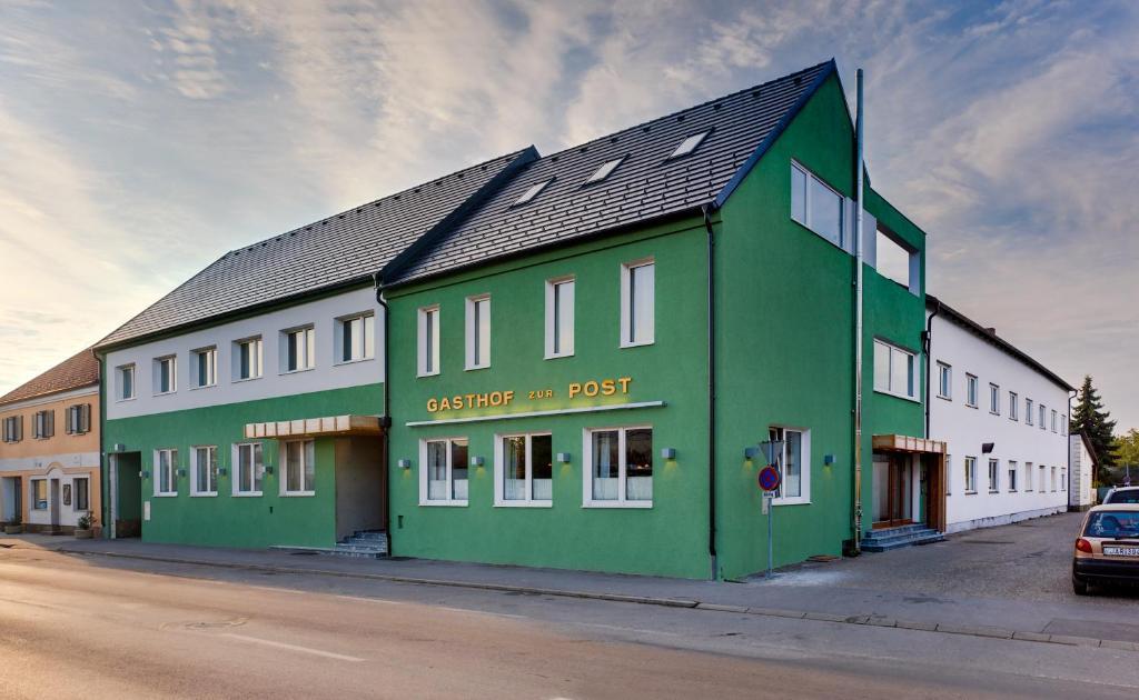 Hotel Zur Post, Апетлон, Австрия