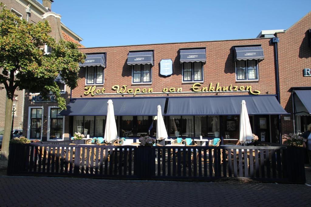 Het Wapen van Enkhuizen, Энкхейзен, Нидерланды