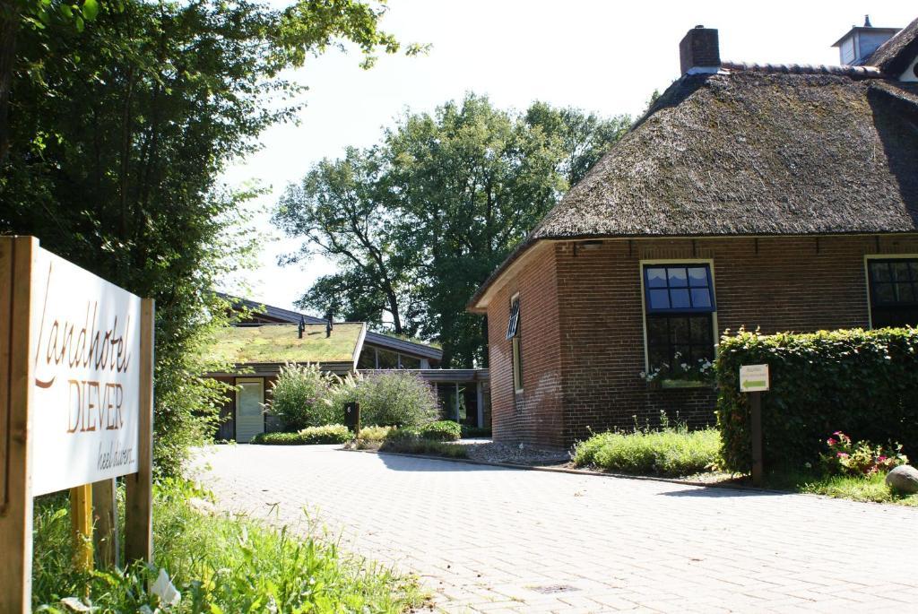 Landhotel Diever, Утрехт, Нидерланды