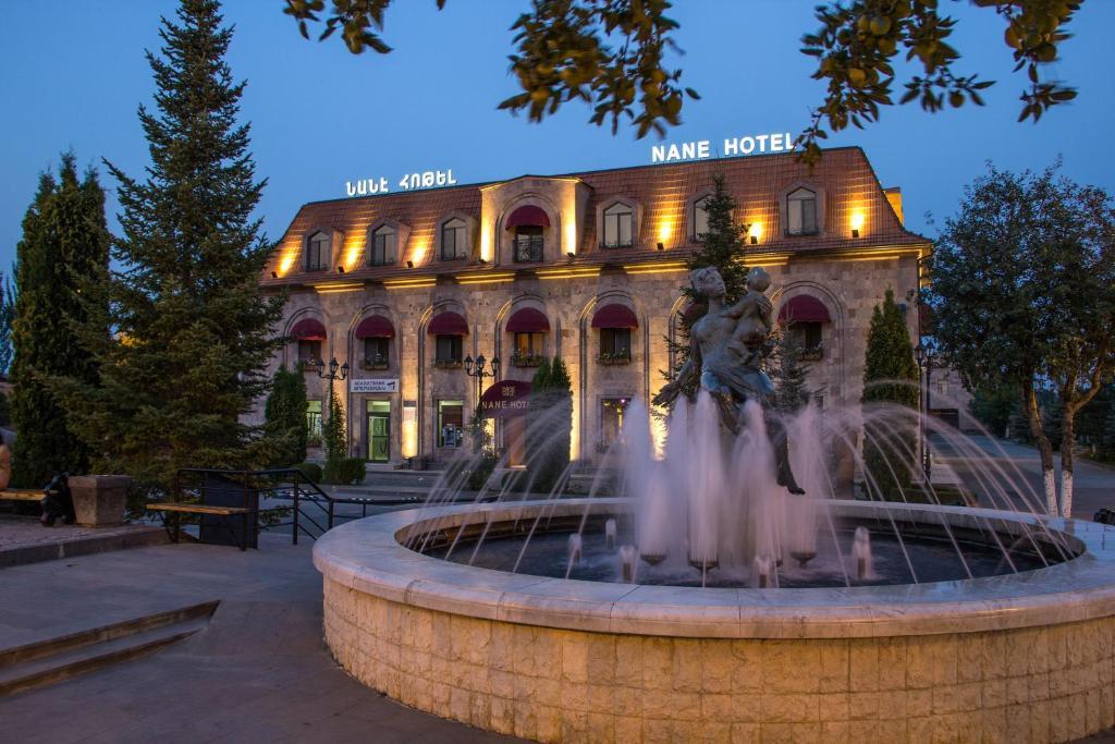 Отель Nane