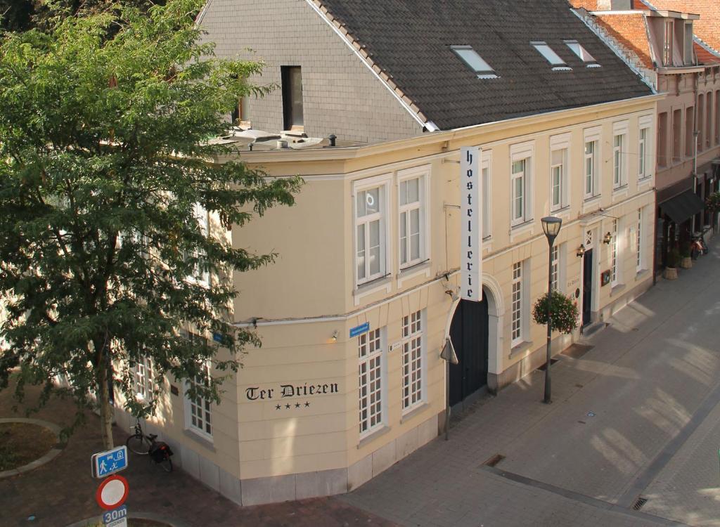Hotel Ter Driezen, Тюрнхаут, Бельгия