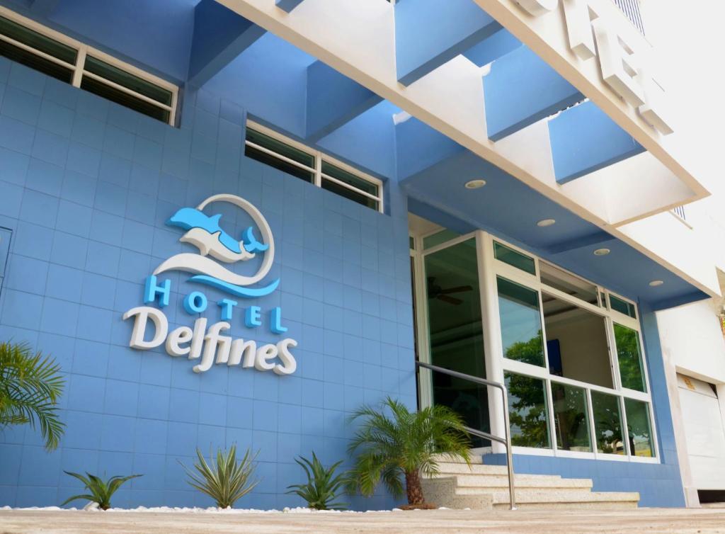 Отель Hotel Delfines, Веракрус