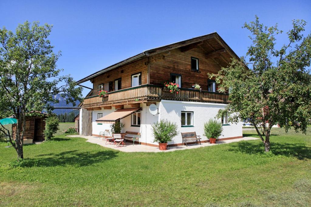 Landhaus Hinterebenhub, Альпбах, Австрия
