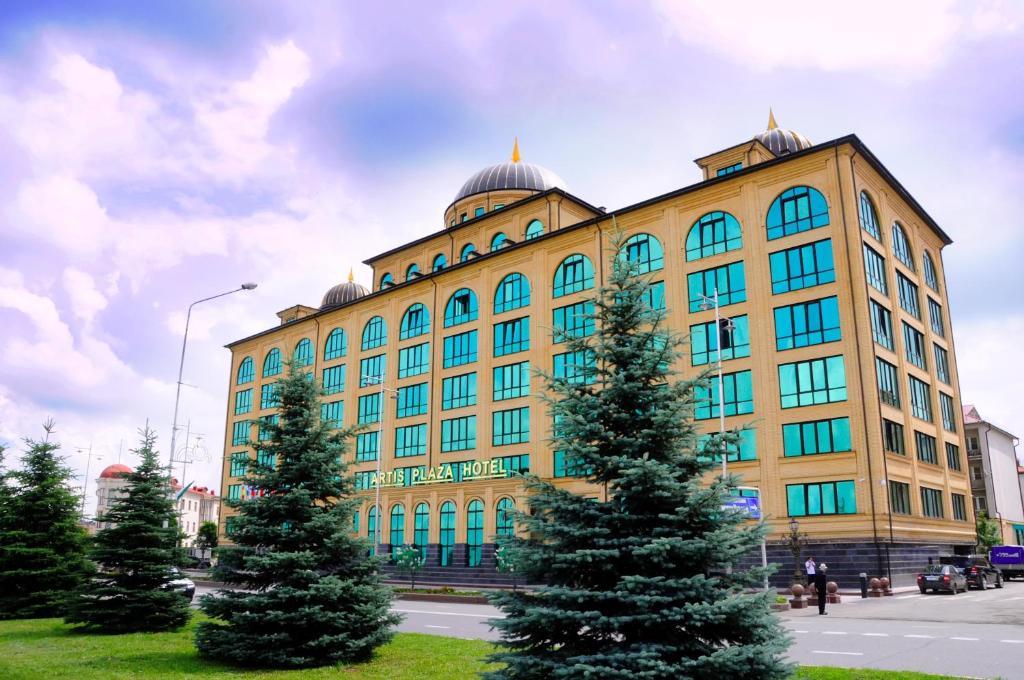 Отель Артис Плаза, Магас