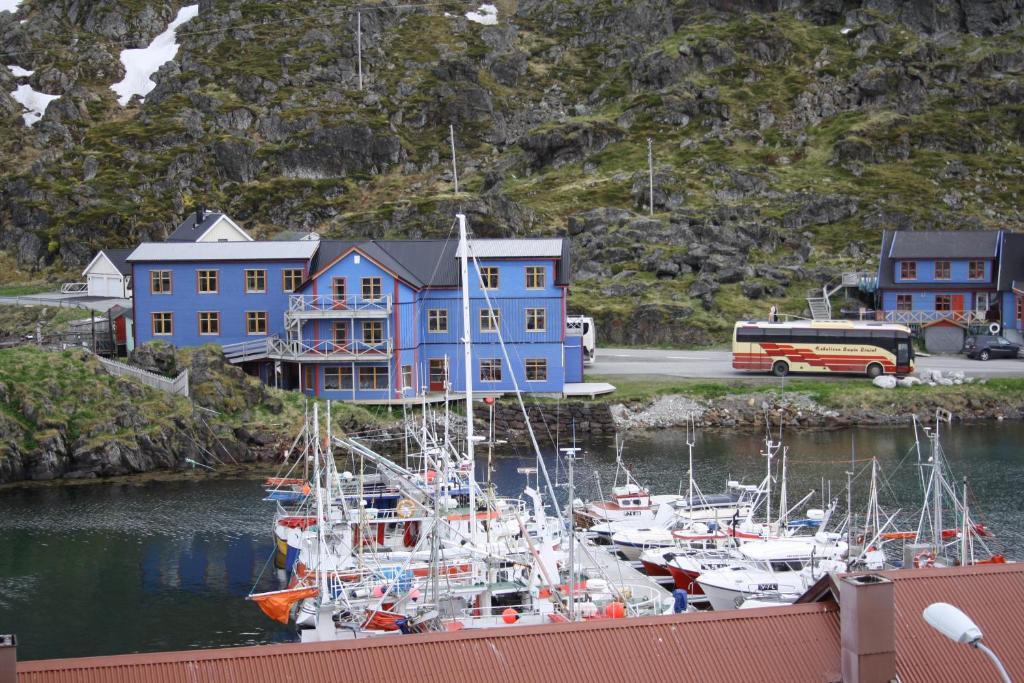 Arran Nordkapp, Хоннингсвог, Норвегия