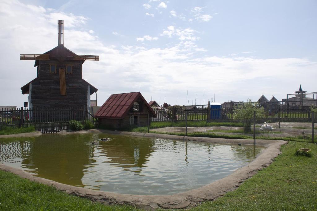Парк-Отель Печки-Лавочки, Борисовское