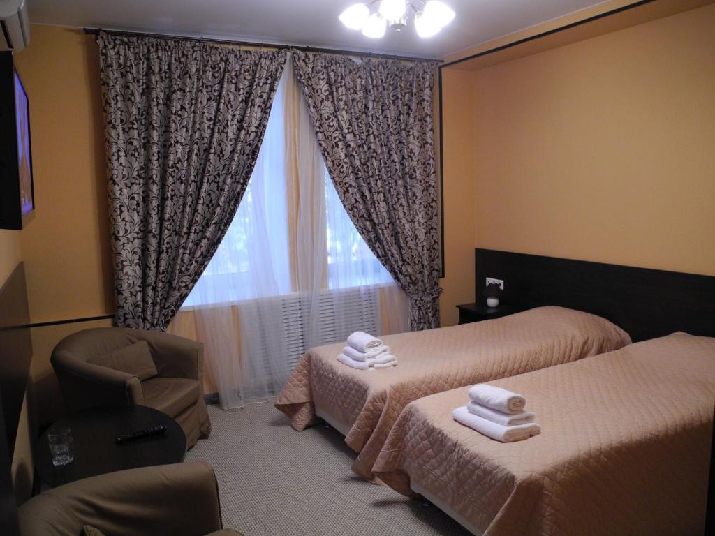 Отель Адам, Москва