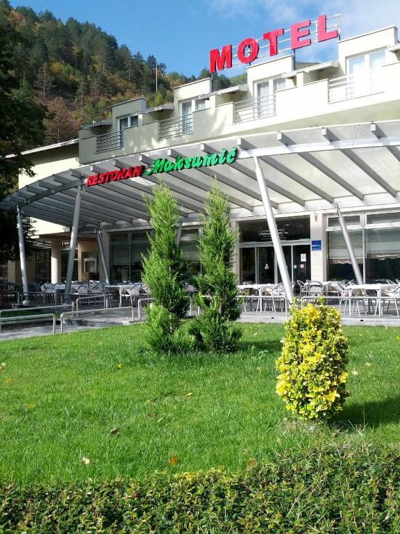 Motel Maksumić, Кониц, Босния и Герцеговина