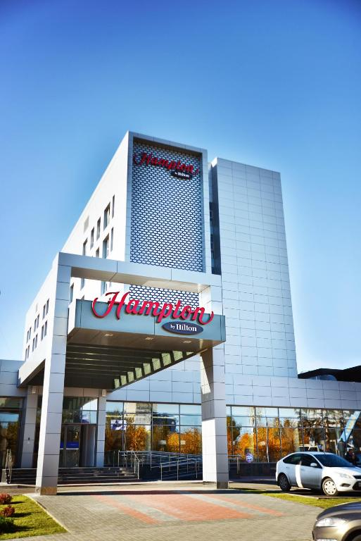 Отель Hampton by Hilton Профсоюзная, Волгоград