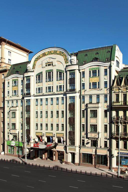Отель Марриотт Тверская, Москва