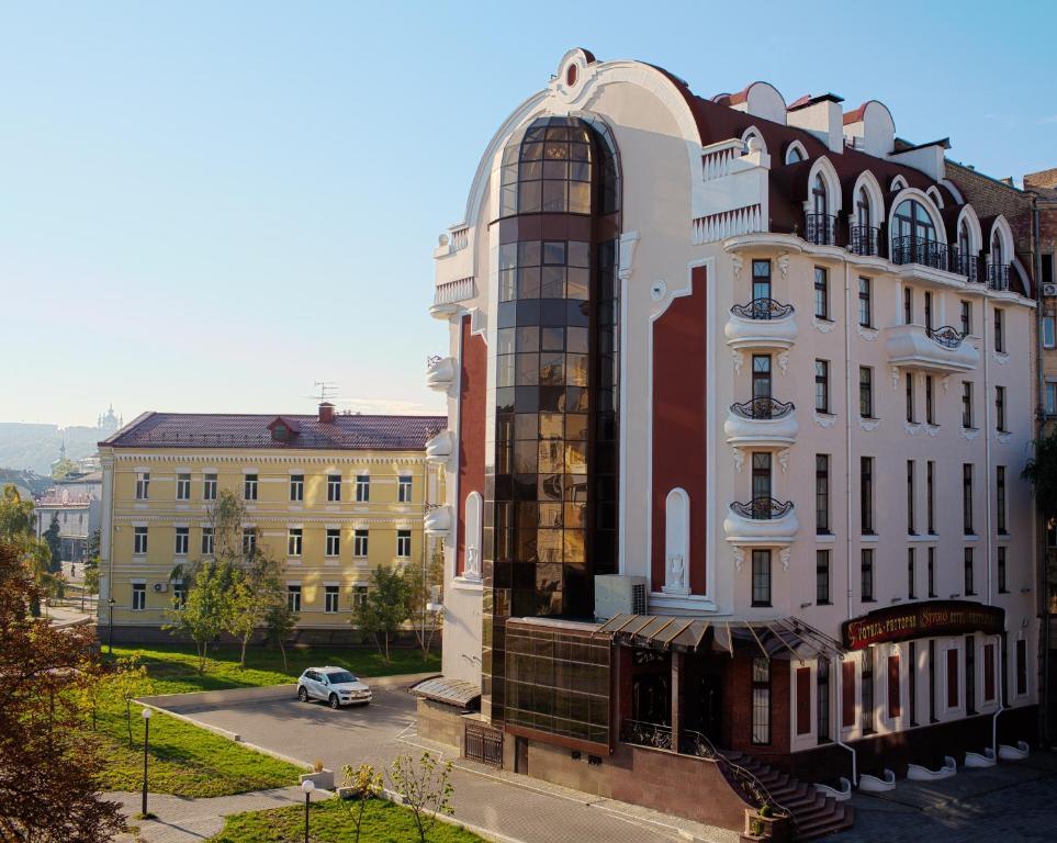 Отель Staro, Киев, Украина