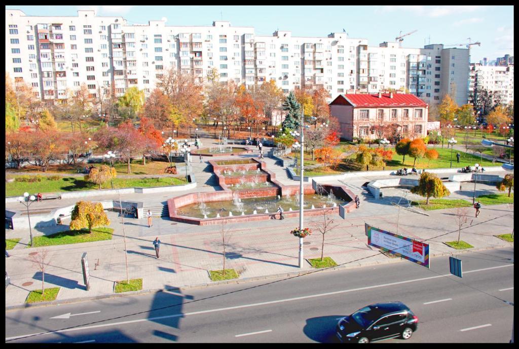 Хостел Cinema Comfort City, Киев, Украина
