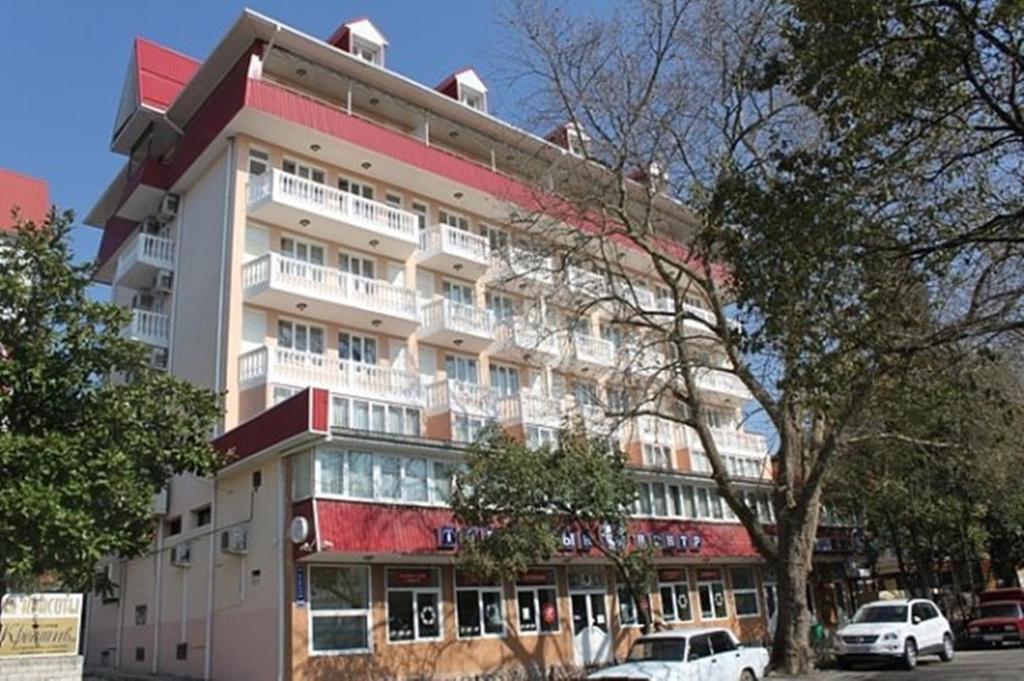 Отель Лиана, Лазаревское