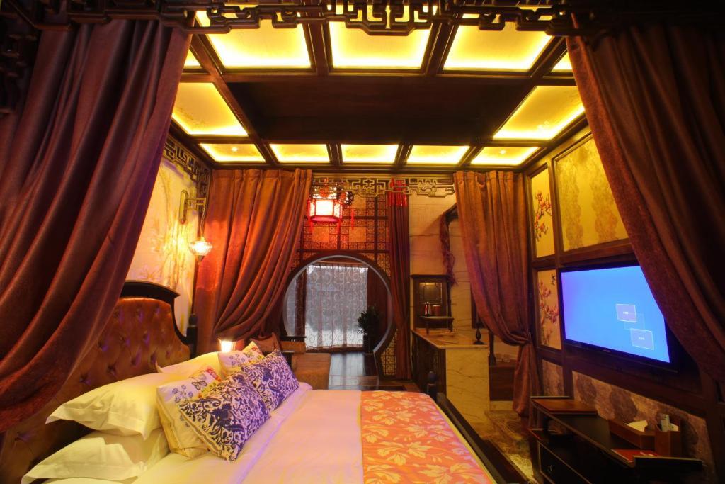 Wuzhen hotel/酒店数据/hotel database