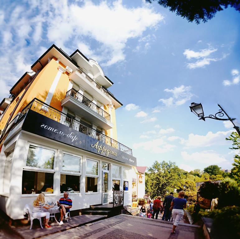 Отель Афродита, Трускавец, Украина