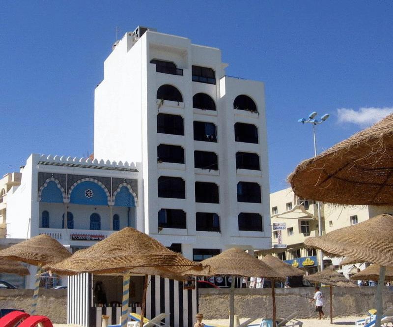 Отель Residence Boujaafar, Сус