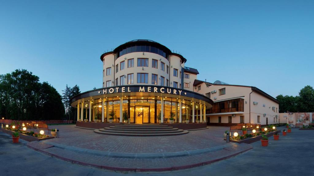 Отель Меркурий, Харьков, Украина