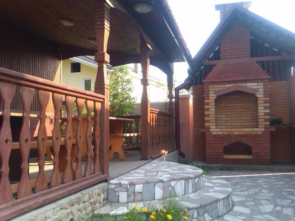 Гостевой дом На Островского, Листвянка