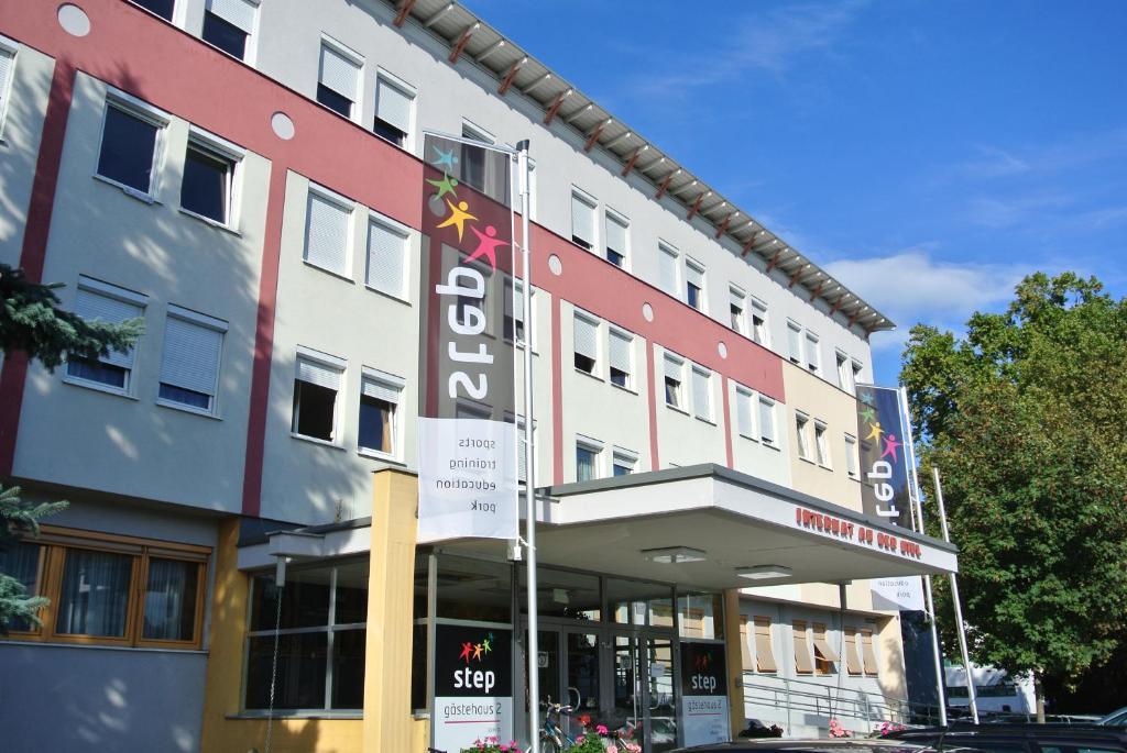 Hostel Step Gästehäuser.Pinkafeld, Бад-Тацмансдорф, Австрия