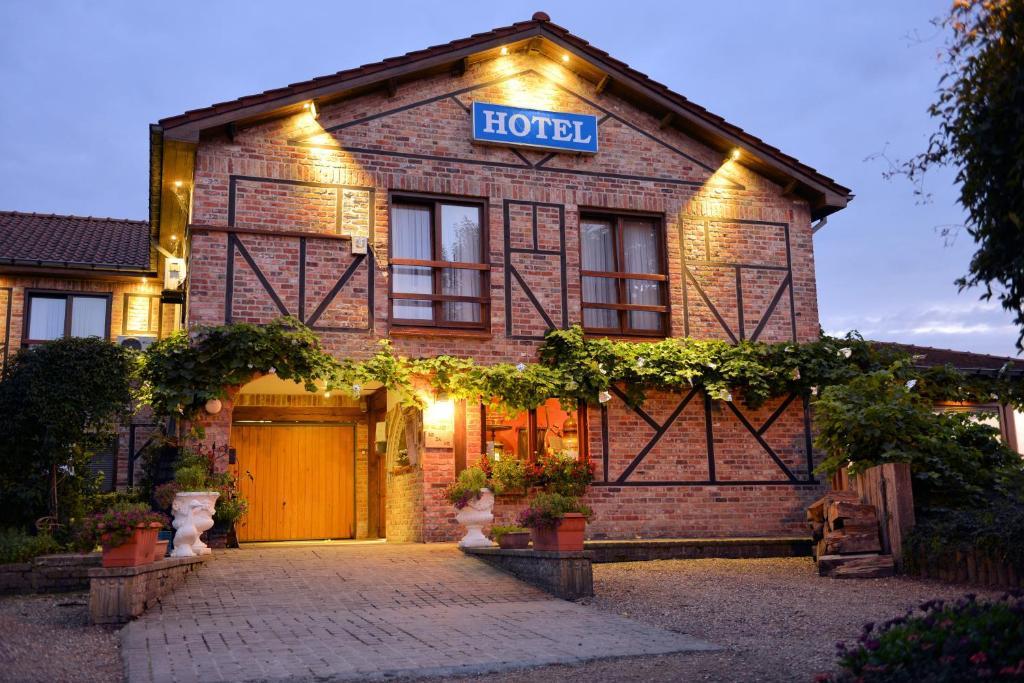 Hotel De Stokerij, Яббеке, Бельгия