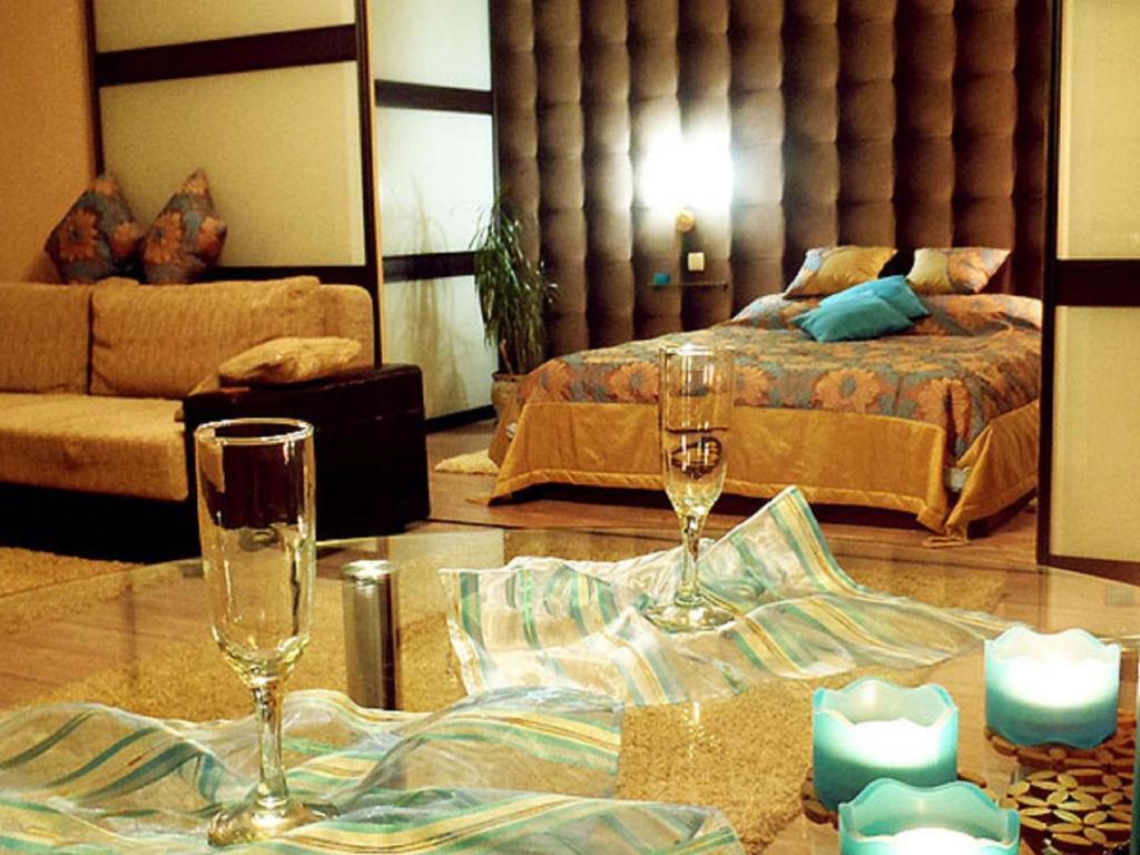 VIP House Apartments 1 on Prospect Nezavisimosti, Минск, Беларусь