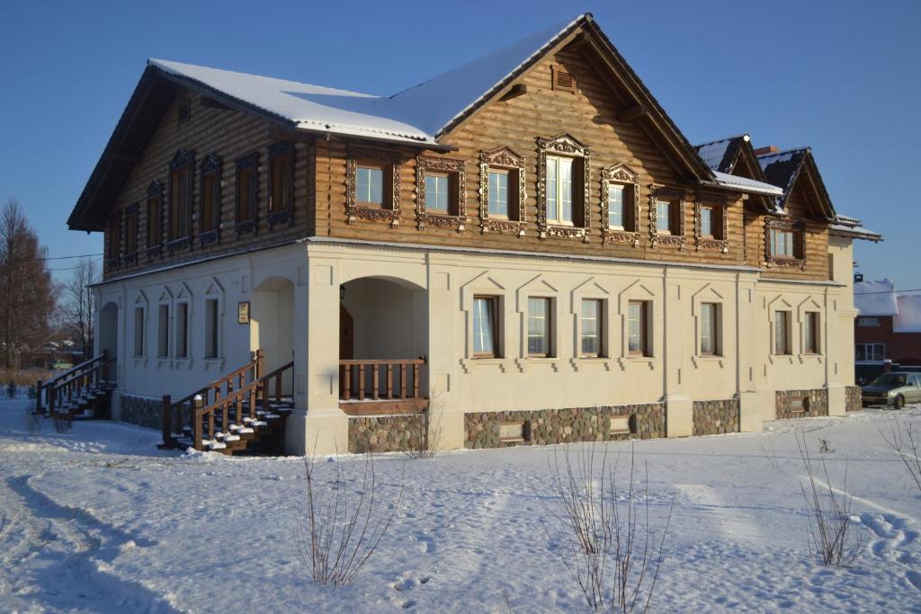 Отель Алексеевская усадьба, Суздаль