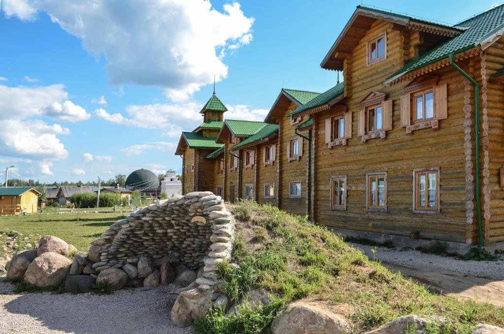 Отель Русский дом ЭТНОМИР, Петрово