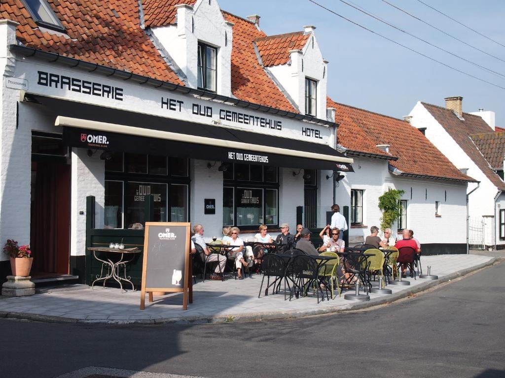 Hotel Het Oud Gemeentehuis, Дамме, Бельгия