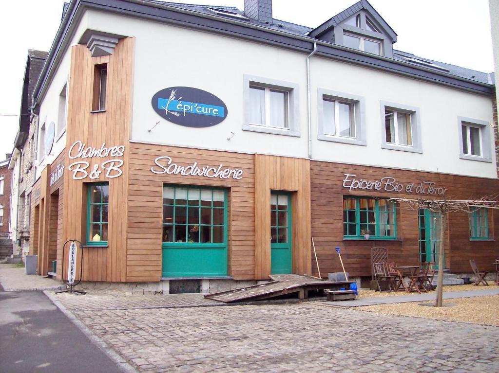B&B L'Epicure, Гуви, Бельгия