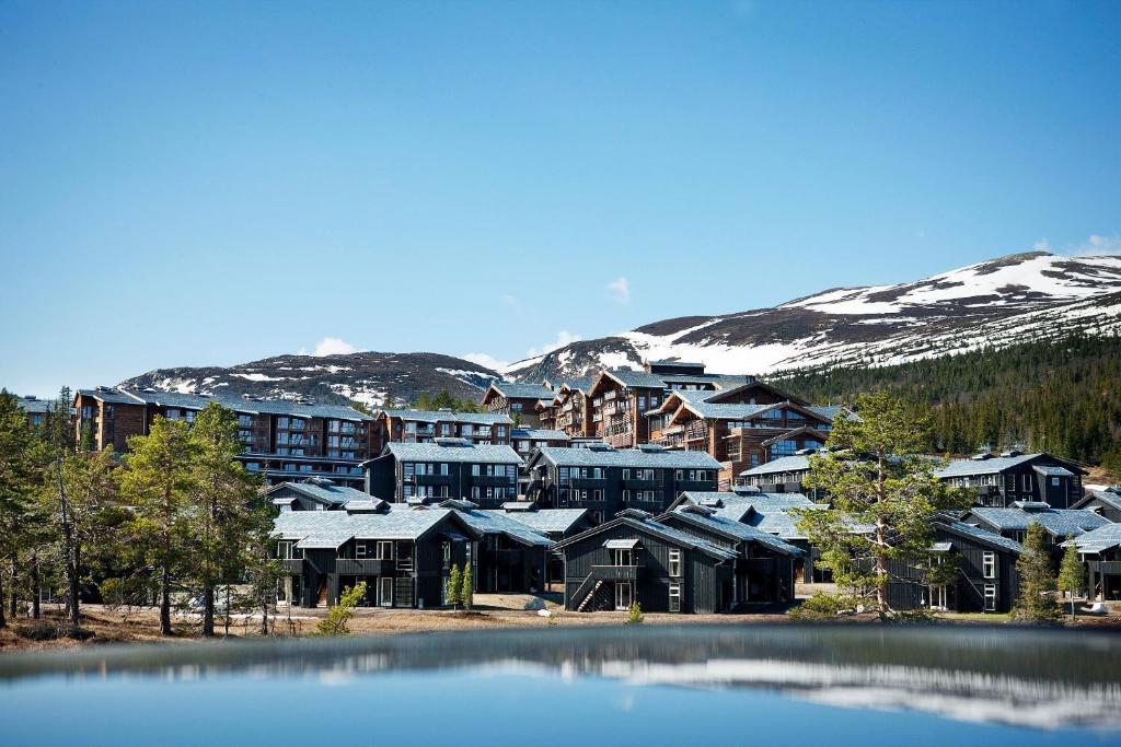 Norefjell Ski & Spa, Норесунд, Норвегия