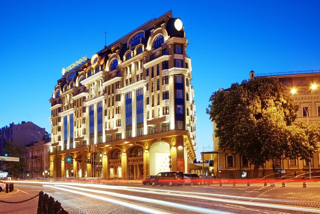 Отель ИнтерКонтиненталь, Киев, Украина