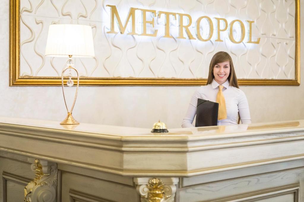 Отель Метрополь, Могилев, Беларусь