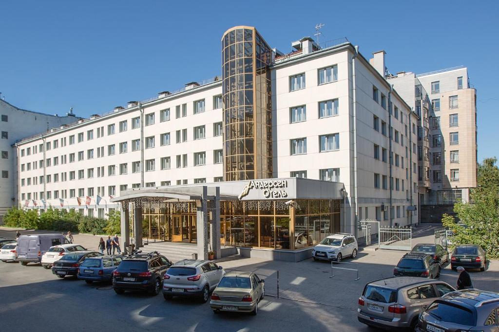 Отель Андерсен, Санкт-Петербург