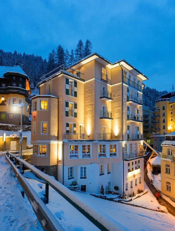 Ski Lodge Reineke, Бад-Гастайн, Австрия