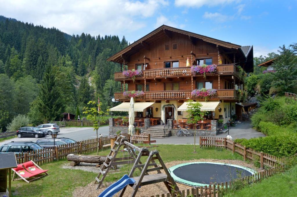 Gasthof Lendwirt, Альпбах, Австрия