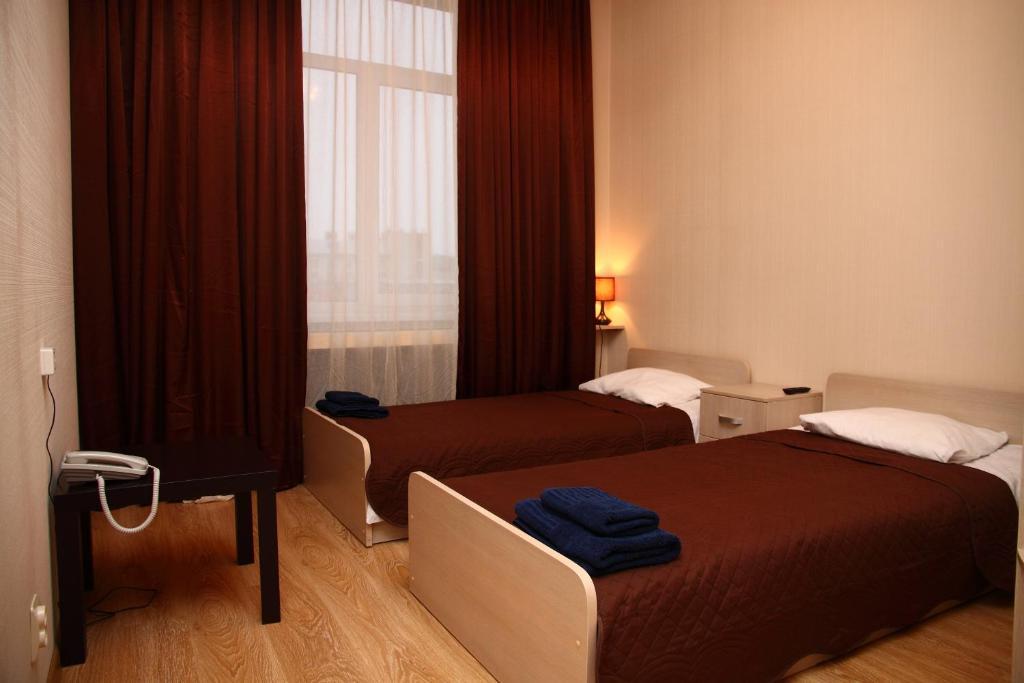 Отель Аксиома, Гатчина