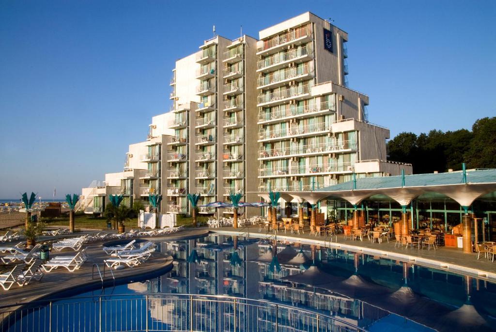 Hotel Boryana - All Inclusive, Албена, Болгария